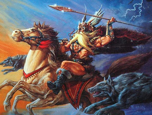 The alternative Norse mythology | The Cloaked Hedgehog