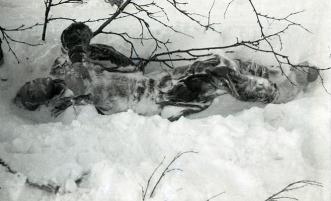 The body of Igor Dyatlov