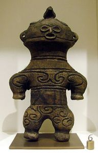 Dogū figurine